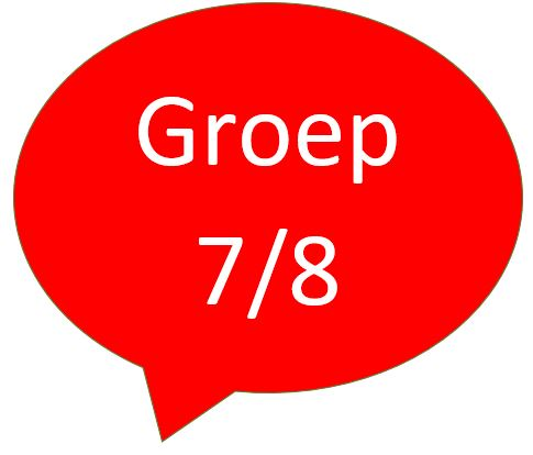 Groep 7-8